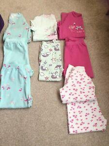 girls pyjamas age 2-3 years Bundle