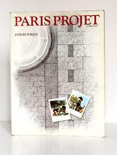 Paris Projet numéro 30-31. Espaces publics. APUR 1993