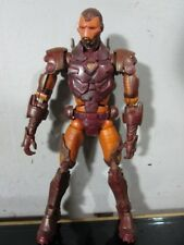 Marvel Legends Modern Armour Iron Man Action Figure Toy Biz with MASK~