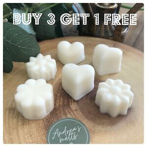 SOY WAX MELTS🧡BUY 3 GET 1 FREE🧡HOMEMADE🧡HIGHLY SCENTED🧡