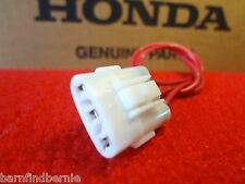 Honda Front Turn Socket Connector Harness Repair Kit Civic Accord del Sol OEM