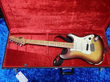 ESP Stratocaster Relic Finish Sunburst Electric Guitar w/hard case 11-13