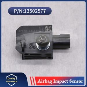 1Pcs Front Side Airbag Impact Sensor Fit for Buick Cadillac GMC Chevy #13502577