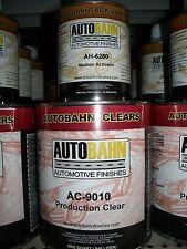 Production Clearcoat Kit 1 Quart High Gloss ALL KANDY Urethane 4 1 Mix Paint Kit