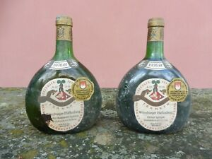 2 Bocksbeutel - Frankenwein 0,75l ungeöffnet
