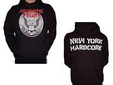 AGNOSTIC FRONT - All Against All - Kapuzenpulli - Hooded Sweater - Größe Size L