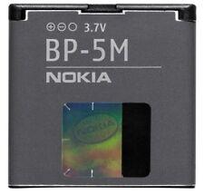 Original Nokia BP-5M 5700 XM 6110 Navi 6220C 6500S 7390 8600 Luna Akku Batterie