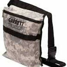 Zippered Camo Bag For Digging Tools, Outdoor Storage Carry Metal Detector New