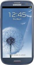 Samsung Galaxy S3 S III L710 16GB Blue / White (Sprint) Phone Tello Compatible