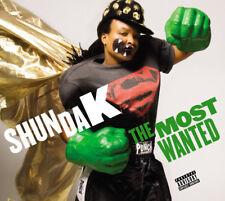 Shunda K – The Most Wanted Grime, Bass Music UK Garage Deekline Boy better Know