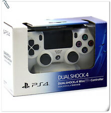 PS4 DUALSHOCK 4 DS4 Sony PlayStation wired Controller Glacier White