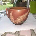 Roseville Pottery Pink Foxglove Jardinere USA #659-4
