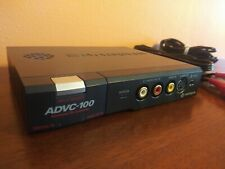 Canopus ADVC-100 Analog to Digital Video Converter with Warranty 110 300 55