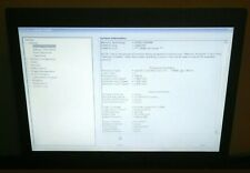 """DELL LATITUDE E6400 14.1"""" LAPTOP LCD MATTE SCREEN ASSEMBLY HINGES BEZEL COVERLID"""