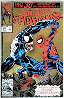 Amazing Spiderman #375 - 30th Year Anniversary Gold Foil - NM Marvel Comic