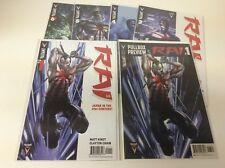 RAI #1-6 (VALIANT/2014/PULLBOX PREVIEW/KINDT/CRAIN/0618436) NEAR FULL SET OF 6
