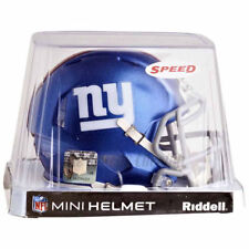 NEW YORK GIANTS RIDDELL NFL MINI SPEED FOOTBALL HELMET
