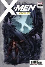 X-Men Gold #2 Annual Marvel Comic 1st Print 2018 unread NM