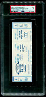 Los Angeles Dodgers 1992 FULL Ticket (PSA) LA Riots