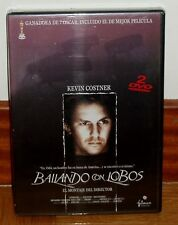 BAILANDO CON LOBOS - DANCES WITH WOLVES 2 DVD - NUEVO-PRECINTADO - DESCATALOGADA
