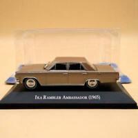 IXO Altaya IKA Rambler Ambassador 1965 1:43 Diecast Models