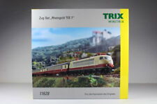 Minitrix 11628 Zug-Set Rheingold TEE 7 Mit E-Lok BR 103 178-0 Digital, Neuware.