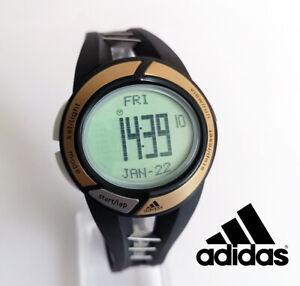 Adidas ADP 1002 sports unisex quartz watch calendar alarm backlight
