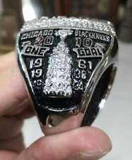 2010 Chicago BLACKHAWKS  stanley cup Championship Ring HIGH QUALITY TOEWS