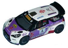 CITROEN DS3 WRC RE  RALLY ELBA 2015  DECALS 1/43