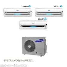 Climatizzatore Trial Split Samsung Inverter AR9000M Wi-Fi 9000+9000+9000 AJ052
