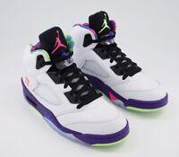 Nike Air Jordan 5 Retro White Ghost Mens Shoe Sneaker UK8.5 US9.5 EU43