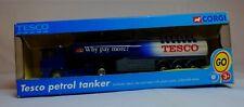 Corgi Scania Superhauler 1:64 Tesco Petrol Tanker Lorry