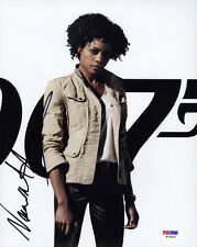 Naomie Harris SIGNED 8x10 Photo Eve Moneypenny Skyfall 007 PSA/DNA AUTOGRAPHED