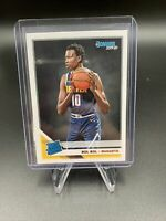 2019-20 Donruss Rated Rookie Base #234 Bol Bol RC - Denver Nuggets