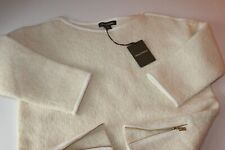 Tommy Bahama Sweater Tropical Shores Boatneck Merino Wool New Womans S Small