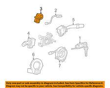 Pontiac GM OEM 03-08 Vibe-Ignition Switch 88969647