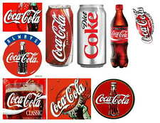 COCA COLA #3 PHOTO-FRIDGE MAGNETS (9 IMAGES)