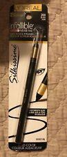 L'oreal Infallible Pencil Eyeliner 200 Black