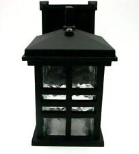 Westinghouse 62045 Caliste 1 Light Outdoor Wall Lantern w/ Dusk to Dawn Sensor