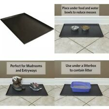 Dog Crate Tray 36X24 Inch Replacement Pan Pet For Kennel Cage Bed Odor Resistant