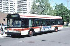 TTC Toronto Transit Commission Orion bus Kodachrome original Kodak slide