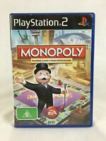 Monopoly - PS2 - Playstation 2 - PAL