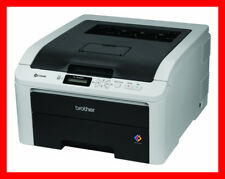 Brother HL-3045CN Printer -- NEW ! -- w/ NEW Toners & NEW Drums !!!