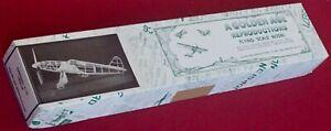 "Golden Age Reproductions Kawasaki K1-61 Hein Wood Kit - 24"" Wing Span - Look!"