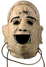 Texas Chainsaw Massacre Leatherface Movie 1974 Halloween Costume Mask CDRL104