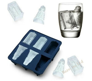 Doctor Who Tardis and Dalek Silicone Ice Cube Tray Candy Jelly Toy