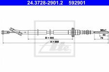 Seilzug, Kupplungsbetätigung für Kupplung ATE 24.3728-2901.2