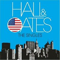 Daryl And John Oates Hall - The Singles [CD]