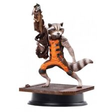 Dragon Models Viñeta guardianes de la galaxia cohete mapache con Bebé Groot
