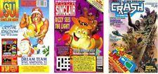 Over 350 ZX Spectrum Magazines Crash Your Sinclair User + 16GB USB Flash Drive